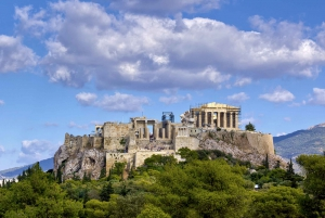 Athens: Virtual Tour of the Acropolis