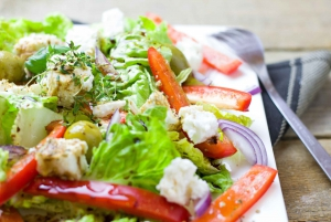 Athens: Walking Meze Cooking Course