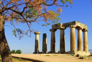 Biblical Ancient Corinth and Isthmus Canal Tour