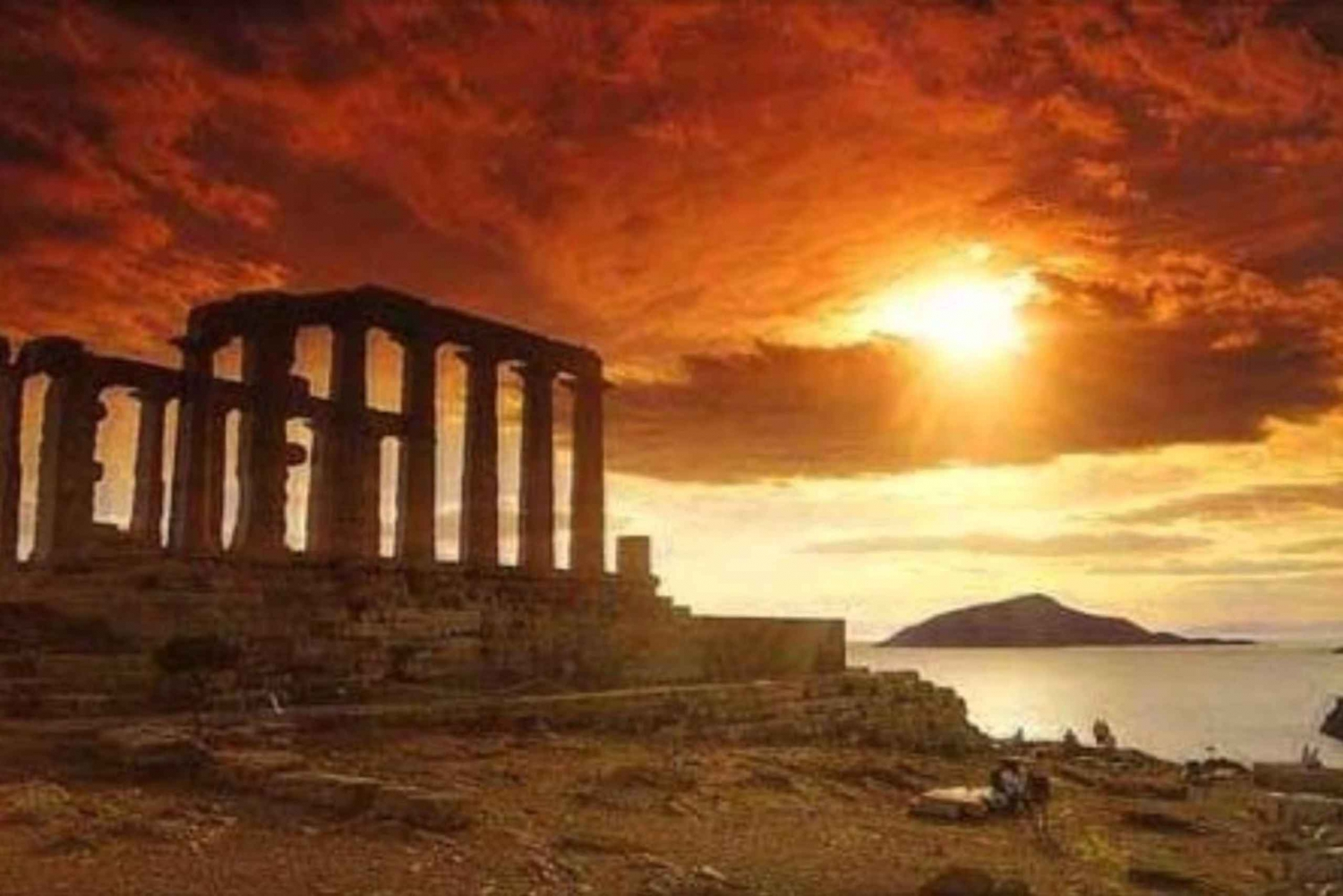 Cape Sounio 4-Hour Private Tour from Athens