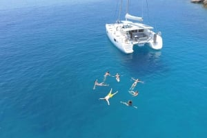 Catamaran Sailing Cruise with Meal and Drinks
