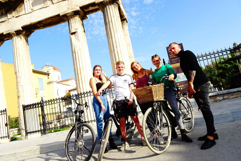 City Highlights Tour on a Dutch Biycle
