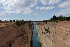 Corinth Private Excursion from Athens