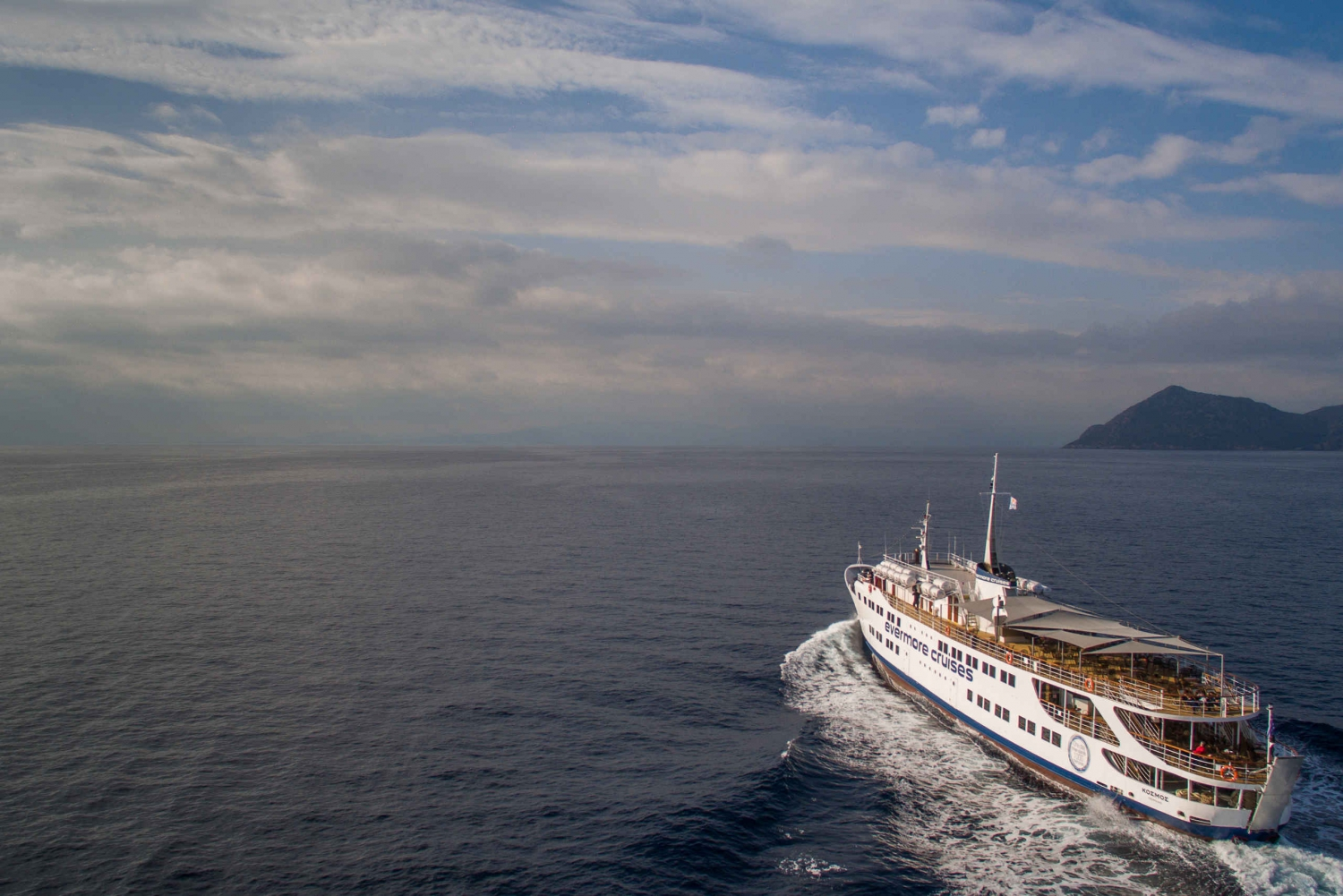 Cruise to the Greek Islands in VIP Seats with Lunch