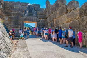 Day Tour to Mycenae and Epidaurus with Lunch