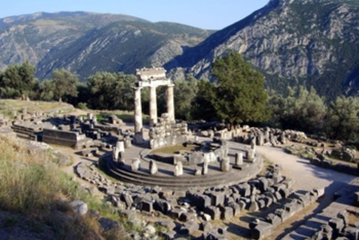 Delphi 2 Day Tour from Athens with Overnight in 4 Star Hotel