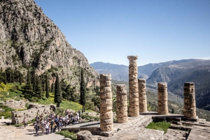 Delphi Guided Day Trip from Athens