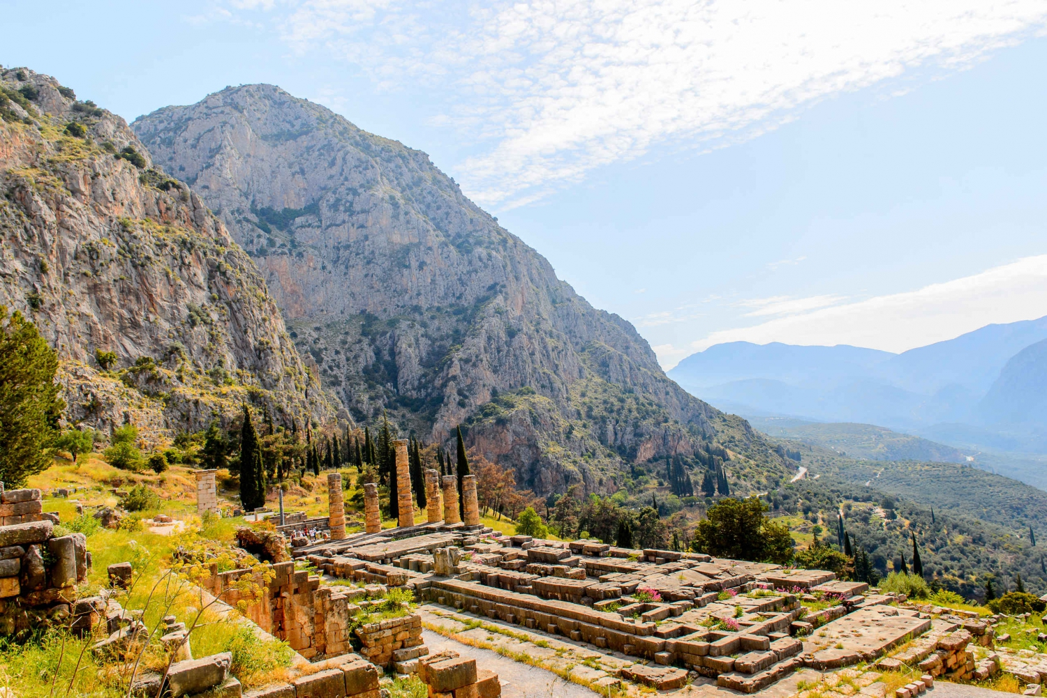 Delphi: Private Day Tour from Athens