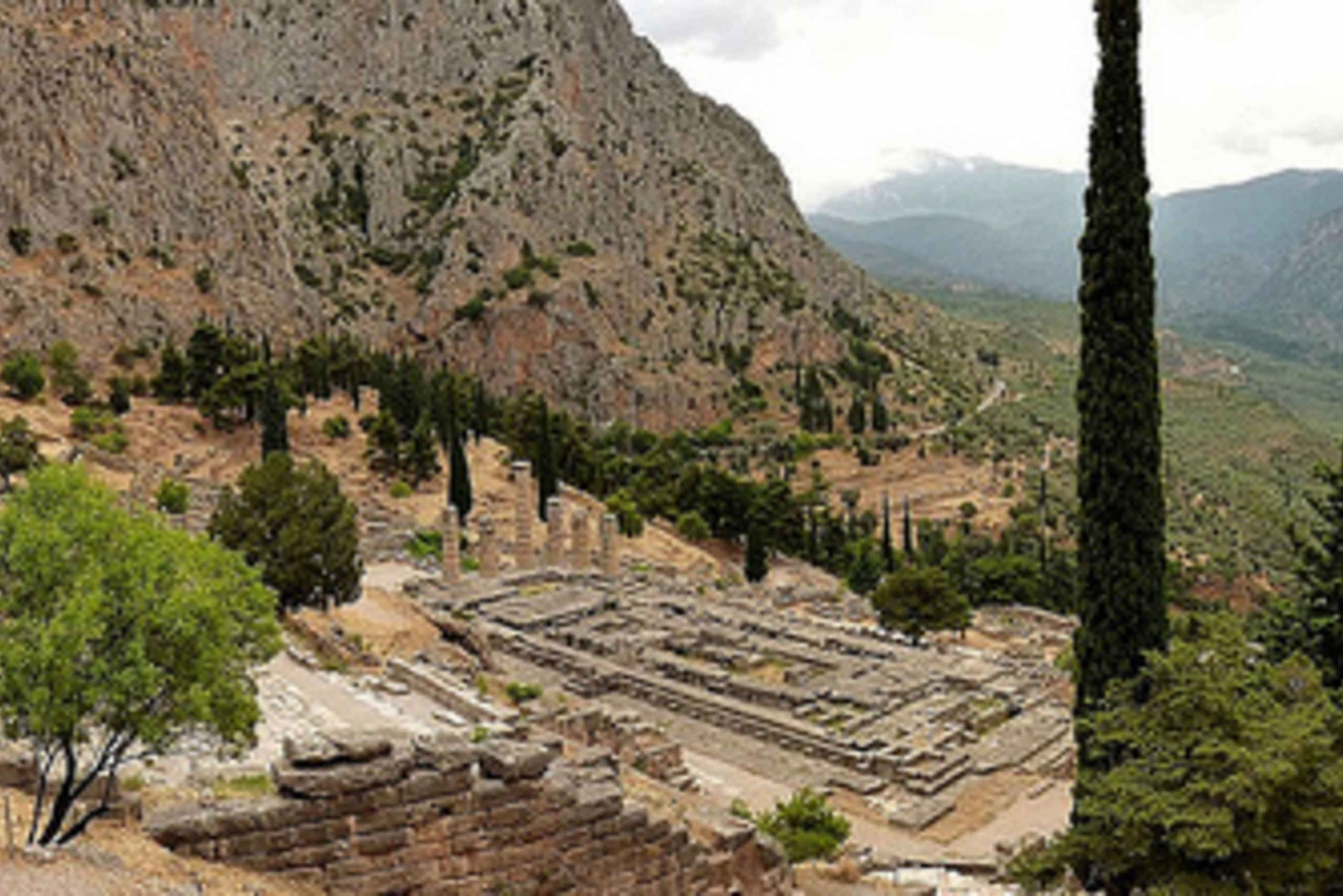 Delphi Private Full-Day Tour from Athens
