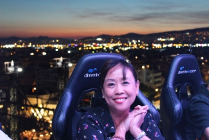 Dinner in the Sky Experience