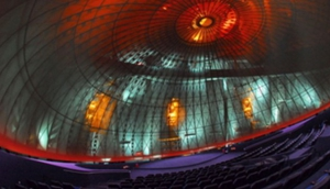 Eugenides Fountation Planetarium