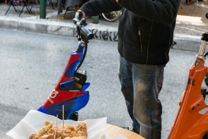 Food Tasting Tour on a Trikke Vehicle