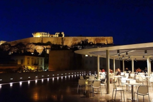 Friday Night Acropolis Museum Visit with Dinner
