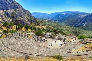 From 3-Day Argolis – Olympia – Delphi Tour