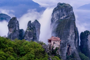 From 3-Day Rail Tour in Meteora