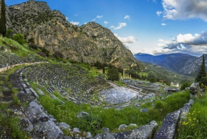 From 3-Day Tour to Olympia, Delphi and Meteora