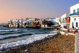From 5-Day Trip in Mykonos & Santorini