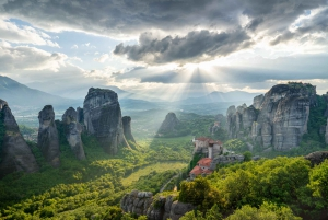From All-day Meteora Photo Tour