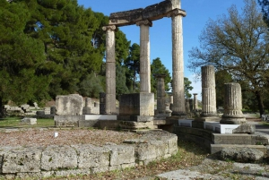 From Ancient Olympia Private Day Tour