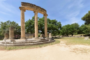 From Ancient Olympia Small Group Day Trip