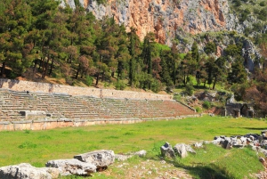 From Athens: 2-Day Tour of Delphi