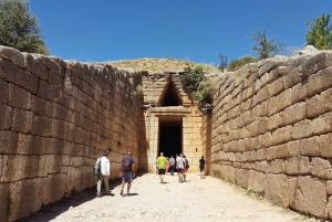 From Athens: 3-Day Argolis – Olympia – Delphi Tour