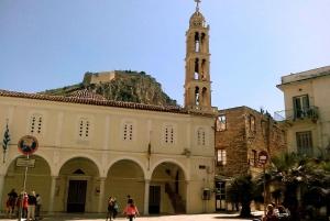 From Athens: 3-Days in Nafplio, Monemvasia & Mani with Hotel