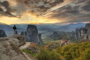 From Athens: 3-Days Meteora Rail Tour