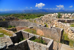 From Athens: 4-Day Tour of Classical Greece