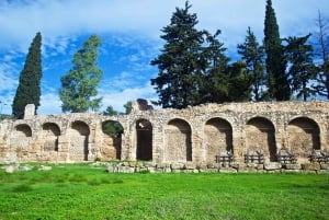 From Athens: Ancient Corinth & Daphni Monastery