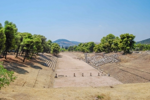 From Athens: Ancient Olympia Full-Day Private Tour