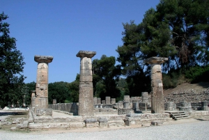 From Athens: Ancient Olympia Private Day Tour