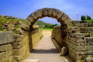 From Athens: Ancient Olympia Small Group Day Trip