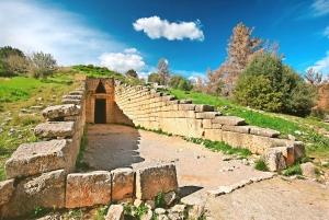 From Athens: Bus Trip to Mycenae, Epidaurus & Nafplio