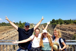From Athens: Corinth and Heraion Private Tour