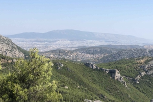 From Athens: Day Trip to Mount Parnitha Mountain Park