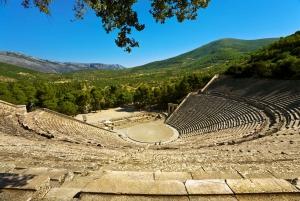 From Athens: Day Trip to Mycenae, Epidaurus, and Nafplio