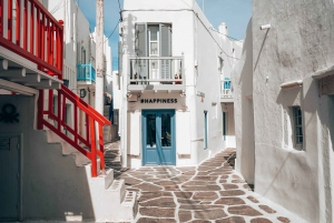 From Athens: Day Trip to Mykonos