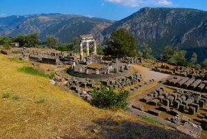 From Athens: Delphi Private Hiking Experience