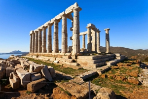From Athens: Fast Transfer to Cape Sounion