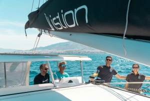 From Athens: Full-Day Boat Trip to Aegina Island with Lunch