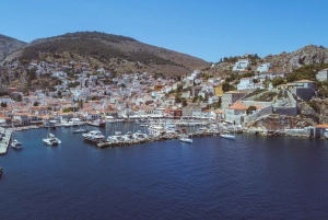 From Athens: Full-Day Cruise to Aegina, Poros and Hydra