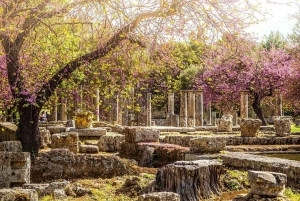 From Athens: Full-Day Private Round Trip to Ancient Olympia