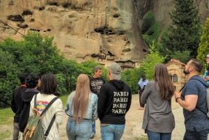 From Athens: Full-Day Rail Tour to Meteora