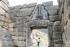 From Athens: Full-Day Tour of the Peloponnese