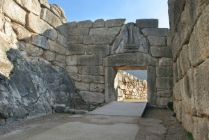 From Athens: Half-Day Private Road Trip to Mycenae