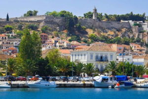 From Athens: Mainland Greece 4-Day Private Tour with Hotel