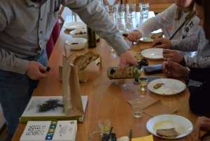 From Athens: Olive Oil Farm Tasting Experience