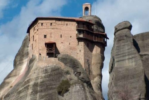 From Athens: Private Day Trip to Meteora