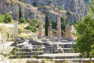 From Athens: Private Delphi Archaeology Full-Day Tour